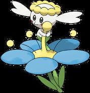 Flabébé Blue Flower