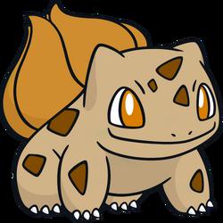 001 Bulbasaur DW Bronze