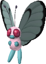 012 Butterfree PS Pink