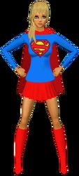 Supergirl Alpha 5