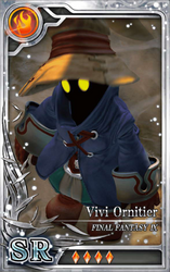 Vivi Ornitier SR F Artniks
