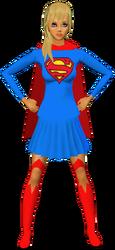 Supergirl Alpha 3
