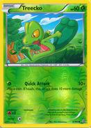 Treecko PC6 Holo