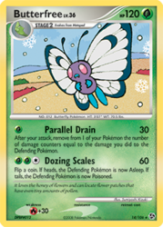 012 Butterfree GE14
