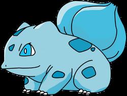 001 Bulbasaur OS1 Crystal