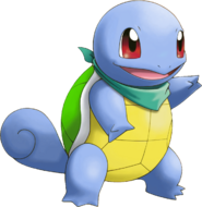 007 Squirtle ES Shiny