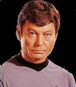 Leonard McCoy TOS3