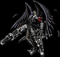 Beelzemon Blast Mode Bandai