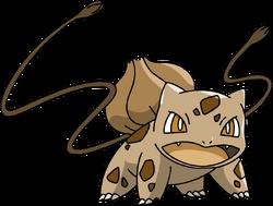 001 Bulbasaur AG3 Bronze