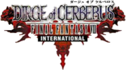 Dirge of Cerberus International Title