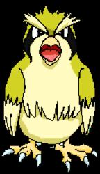 016 Pidgey OS2 Shiny