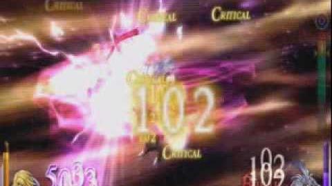 Dissidia Final Fantasy - Zidane's EX Burst