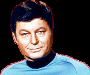 Leonard McCoy TOS2