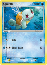 007 Squirtle CG63