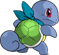 007 Squirtle RT4 Shiny