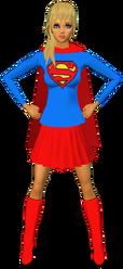 Supergirl Alpha 10