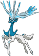 Xerneas Neutral DW3 Shiny