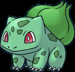 001 Bulbasaur RT