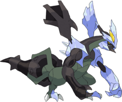 646 Kyurem Black Shiny