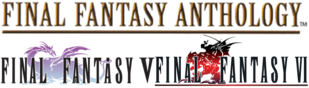 Final Fantasy Anthology Logo