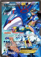 Team Aqua's Kyogre-EX DC6