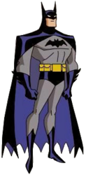 Batman DCAU 2001 to 2006