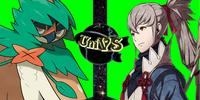 Decidueye vs Takumi