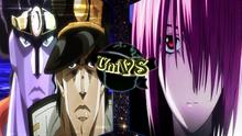 Jotaro vs Lucy