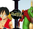 Monkey D. Luffy vs King K. Rool