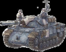 Edelweiss Tank