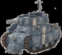 Shamrock Tank