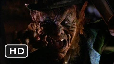 Leprechaun (10 11) Movie CLIP - Eye for an Eye (1993) HD