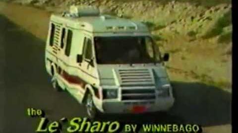 1986 Winnebago Le Sharo La Mesa RV Center Commercial