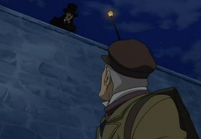 Javert x Valjean Spotting