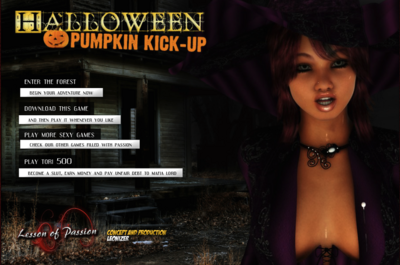 Halloween Pumpkin Pickup