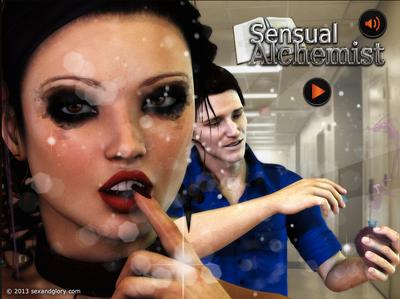 Sensual Alchemist
