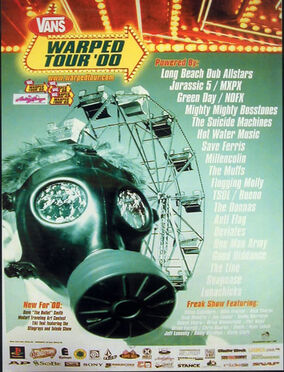 Warped Tour 2000
