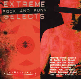 Extreme Rock and Punk Selects