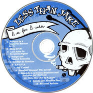 392760764 tduid10092 Less Than Jake B Is For B Sides CD 122 251lo