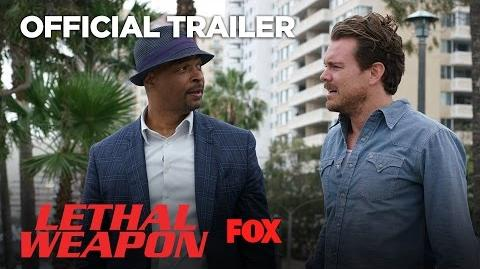 Official Trailer LETHAL WEAPON