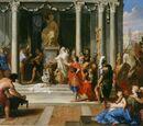 Auguste ordonne la fermeture du temple de Janus.