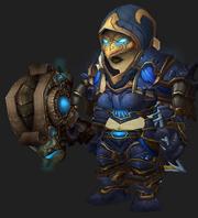 Gnomeregan Dreadwalker