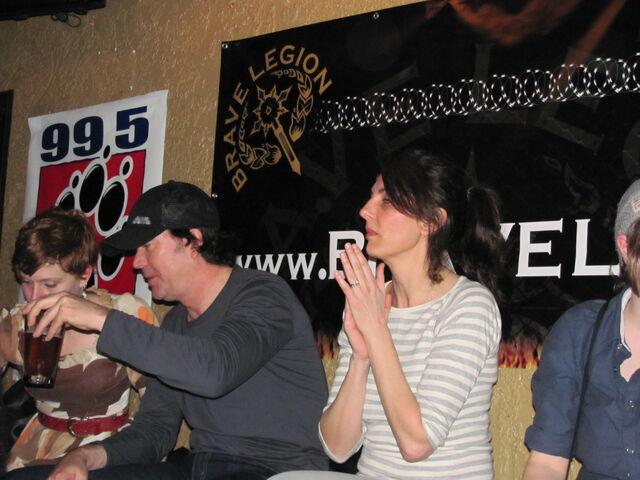 File:Leverage cast at Christian Kane Concert Feb 2011.JPG