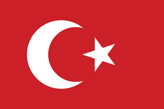 Flag of the Ottoman Empire