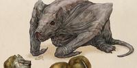 Fléchette bats