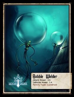 Bobble Welder