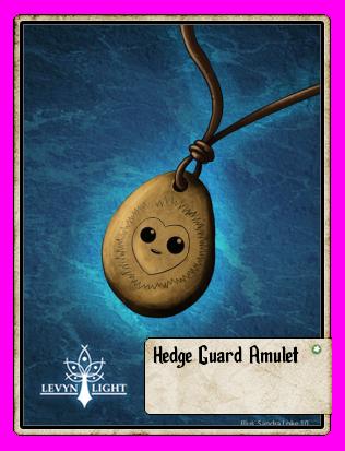 Hedge Guard Amulet