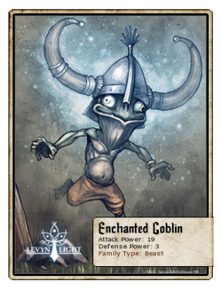Enchanted Goblin