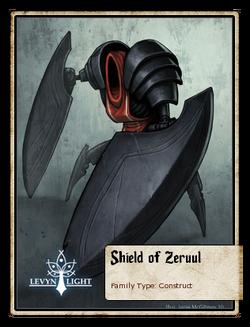 Shield of Zeruul