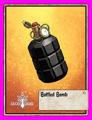 Bottled Bomb
